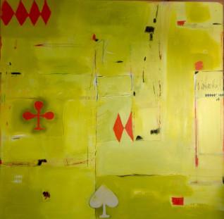 Chris Kazeil, What Alice Forgot, 2015